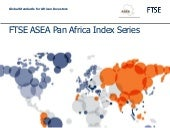 FTSE Africa Index Series Presentation