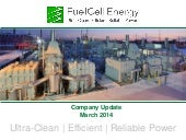 FuelCell Energy, Inc. video