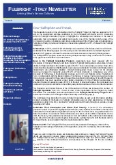 Fulbright Commission Italy Newslett...