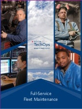 Full Service Airline Fleet Maintenance