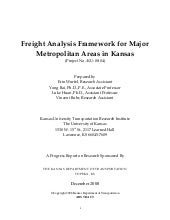 Freight Analysis Framework for Majo...
