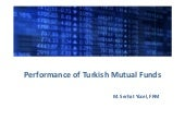 Fund performance-management