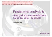 Fundamental Equity Analysis - World...