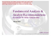 Fundamental Equity Analysis & A...
