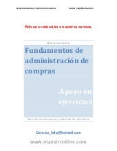 Fundamentos de administracion de co...