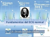 Fundamentos del ecg normal ver. azu...