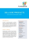 Fundbase Sell-Side Products