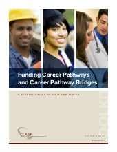 Funding careerpathways2010