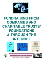 Fundraising from Companies + Charit...