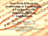 NYU Leadership in Fundraising: A Co...