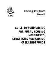 Fundrasing guide 1