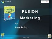 Fusion marketing the strategy to social media success