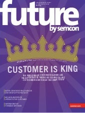 Customer is king  (Future by Semcon...