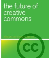 The Future of Creative Commons