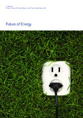 Future Agenda   Future Of Energy