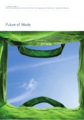 Future Agenda   Future Of Waste