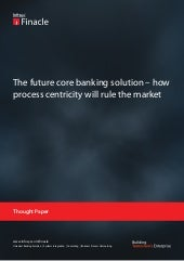 Perspective: Future core banking