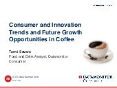 Future Growth Opportunities in Coffee 2014
