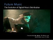 Future Music: The Evolution of Digital Music Distribution