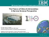 Future of cities and universities 2...