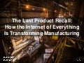 Future of IT Podcast: Last Product Recall