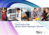 Future of the Military Work Placeme...