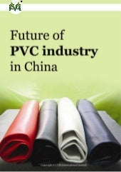 Future of PVC Industry in China 2010