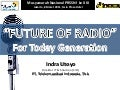 Future of radio for today generation