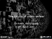 Jon Keefe - Future Of Video