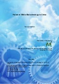 Future of white biotechnology in china 2nd edition