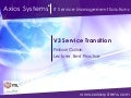 ITIL Practical Guide - Service Transition