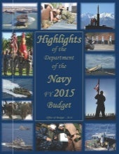 FY2015 Navy Budget Highlights