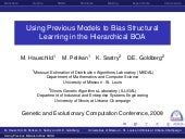 Using Previous Models to Bias Struc...