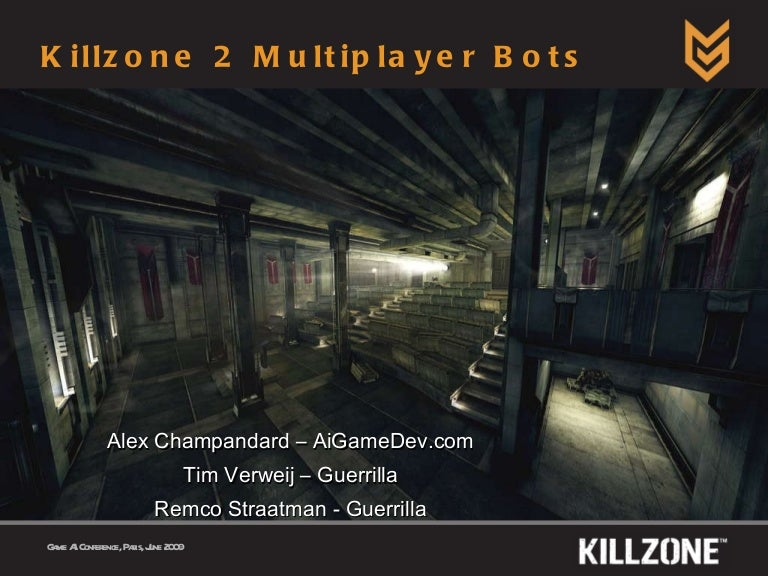 Killzone 2 Multiplayer Bots