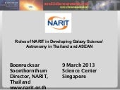 Galaxy Forum Southeast Asia 2013 - ...