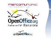 Galician Experience with OpenOffice...