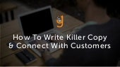Creating Content That Doesn't Suck – How to Write Killer Copy, Connect with Customers, & Get More Blog Traffic