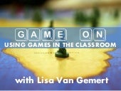 Game on: Using Game Theory to Enrich Instruction