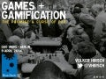 Games & Gamification / Quo Vadis 2014