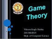 Gamec Theory