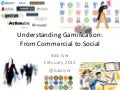 Understanding Gamification of Business