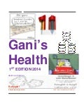 Gani Health 1st edition