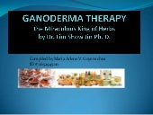 Ganoderma therapy.pptx [autosaved]