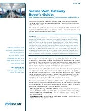 Gartner Buyers Guide Summary