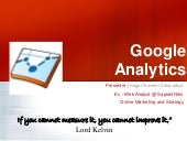 Google Analytics Session