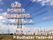 Gas power