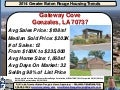 Gateway Cove Subdivision Gonzales Louisiana Home Sales Report 2014
