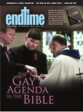 Gay agenda vs the bible   jul-aug 2008