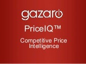 Gazaro PriceIQ: Competitive Price I...