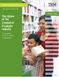 IBM Retail | The future of the Consumer Products Industry